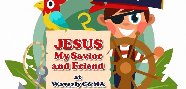 2019 VBS Program At Waverly C&MA